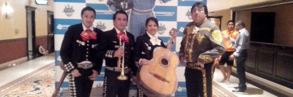 Mariachis en Surquillo