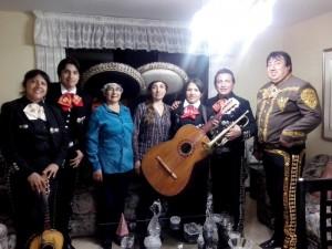 Servicio de mariachis