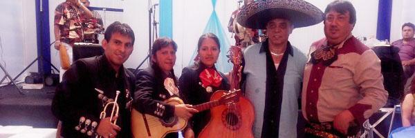 Mariachis en Chorrillos