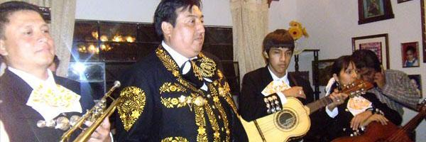 Mariachis en Miraflores