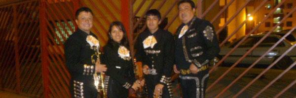 Mariachis en San Isidro