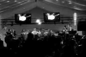 Orquesta en Comas