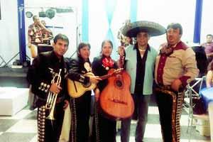 Orquesta en Los Olivos