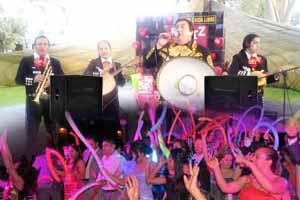 Orquesta en Pueblo Libre
