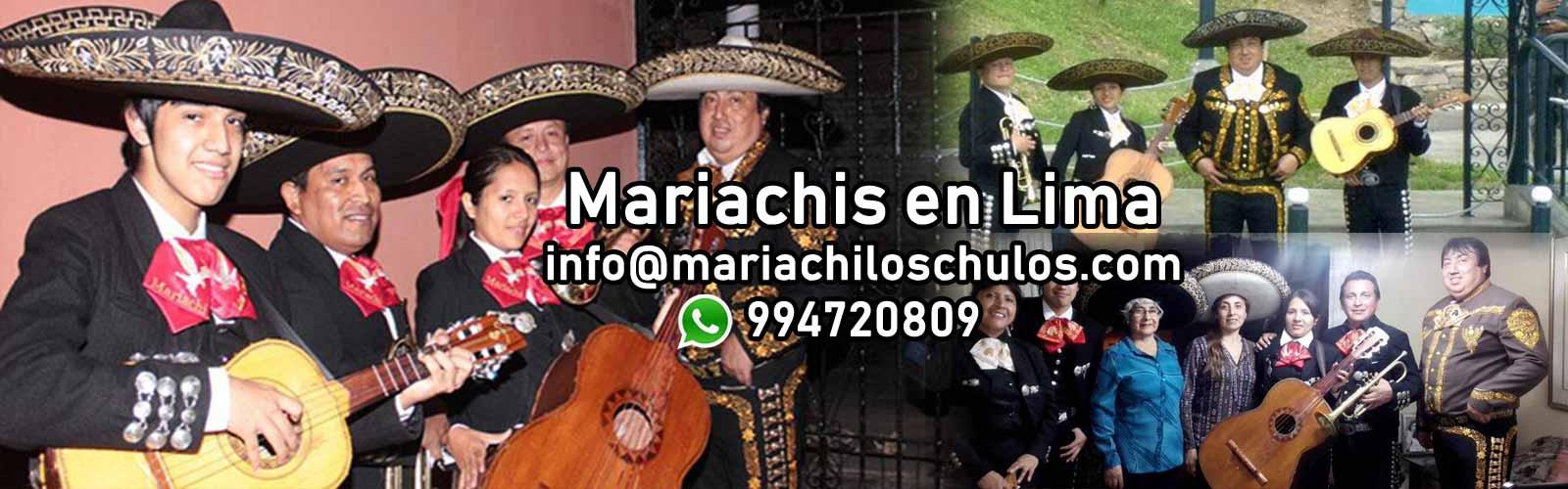 Mariachis es Lima